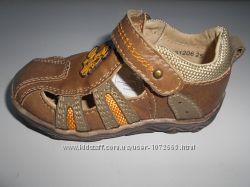 Распродажа Кожаные туфли на мальчика р. 21-25