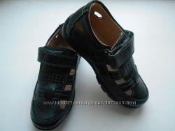 Распродажа Полностью кожаные туфли на мальчика р. 27-29