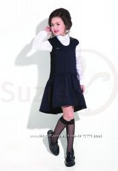 Школьный сарафан Клаудия от Suzie