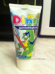 Dino детская зубная паста