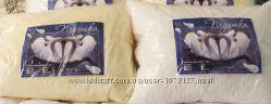 Подушка, лебединый пух