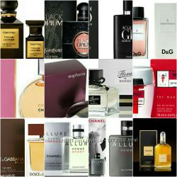 концетрированый парфум