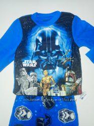 Флисовая пижама звездные воины, Star Wars, 3Д эффект.