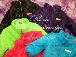 Курточка в наличии фиолетовая