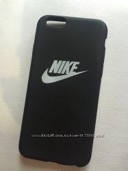 Силиконовый чехол на iPhone 6 и 6S Nike