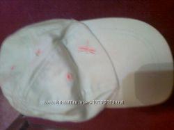 кепка и панамка на девочку 1-3 года