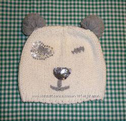 #1: шапочка с мордочкой