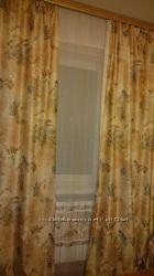 Комплект 2 шторы 1  занавеска