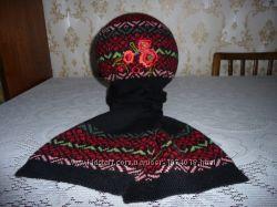 шапка и шарф FORTI