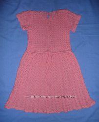 Кружевное  платье на девочку