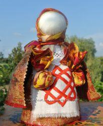 Кукла-оберег Подорожница, кукла-мотанка
