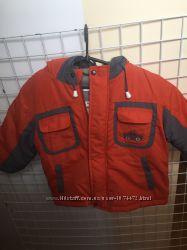 курточка демисезон теплая на мальчика 92, 104
