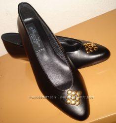 Туфли  балетки кожаные размер 36