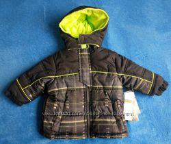 Новая Куртка для мальчика еврозима IxTreme США 12 месяцев