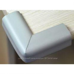 Мягкая защита на углы комплект 4 шт