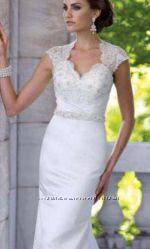 Свадебное платье от David Tutera