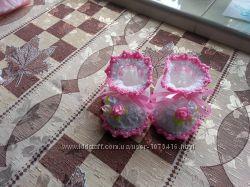 детские пинетки