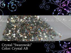 Камни Swarowski для декора ногтей