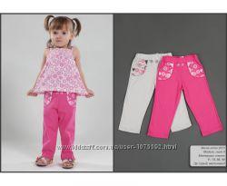Трикотажні штанці для дівчинки ТМ Лютик