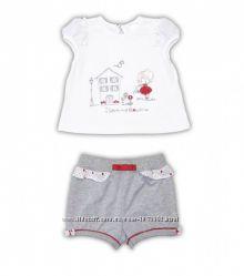 Комплект для дівчинки Цветочный домик Garden Baby