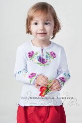 Вишиванка для дівчинки від ТМ Lesia состояние - новое