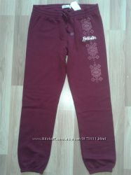 Спортивные штаны на флисе Hollister  3цвета
