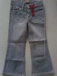 Джинсовые штанишки клеш на 4года и 6лет