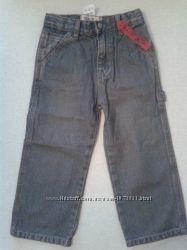 Джинсовые брюки для мальчика 4Т