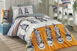 Постельное белье детские комплекты Модные расцветки HOBBY