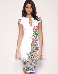 Заготовка на платье под вышивку нитками, или бисером.