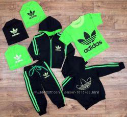 3a3a2b2f2074 Детский спортивный костюм Адидас тройка, разные цвета, 265 грн ...