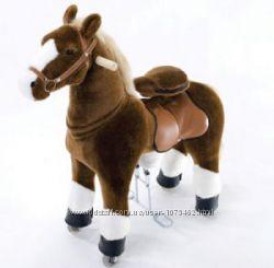 Поницикл - развивающая механическая лошадка