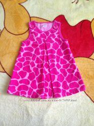 Сарафан- платье девочке 18-24 мес