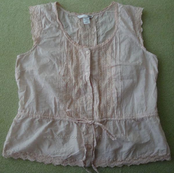 Легчайшая блуза H&M Не одевалась ни разу