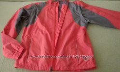 Куртка ветровка  2 в 1 новая но без бирки