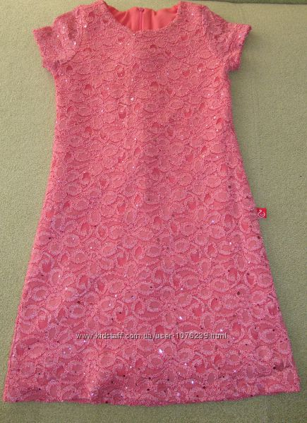 Нарядное летнее платье