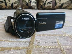 Видеокамера Samsung HMX-H300 Black Full HD  Карта 16 Гб