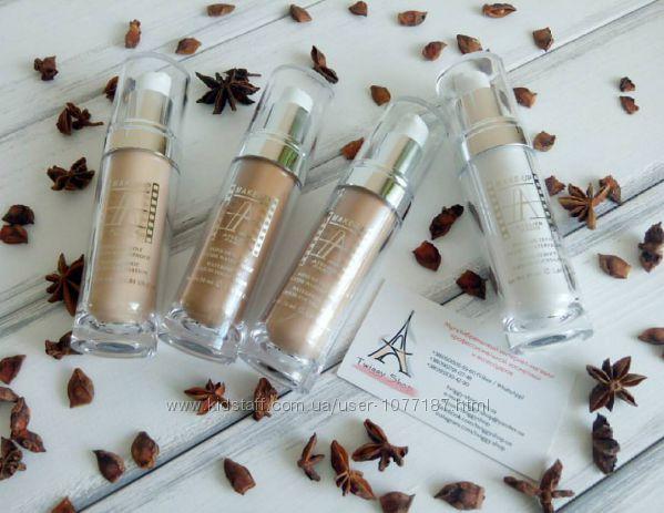 Водоустойчивый тон-флюид 30 мл. Make-Up Atelier Paris