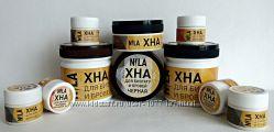 Натуральная хна для бровей и биотату Nila Индия