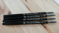 Карандаши для бровей пудрово-восковые Cascade of Colours Германия