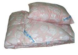 Пуховые и пухо-перьевые одеяла