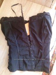 Корсет Siluano Heach черный размер L