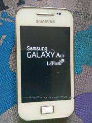 Samsung Galaxy Ace S5830 s5830i la fleur белый Самсунг