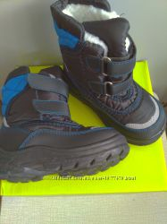 Ботинки сапоги сапожки детские зима 24 и 26 размер внутри мех