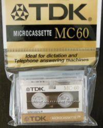 Новые Видеокассеты, мини-аудиокассеты, стандартные аудиокассеты