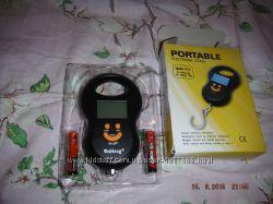 Карманные электронные весы типа кантер до 50 кг. WH-A03