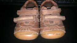кожаные кроссовки- туфли на мальчика Small But р. 6 по стельке 14-15см