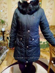 Зимова курточка 44р