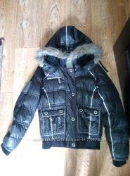 Крутая зимняя теплая куртка
