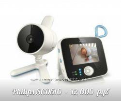 видеоняня PHILIPS SCD 610